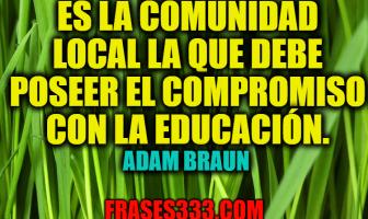 Frases de Adam Braun