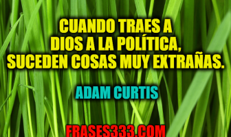 Frases de Adam Curtis