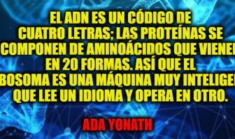 Frases de Ada Yonath
