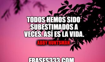 Frases de Abby Huntsman