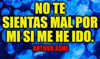 Frases de Arthur Ashe