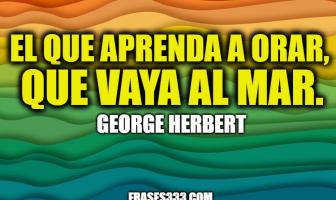 Frases de George Herbert