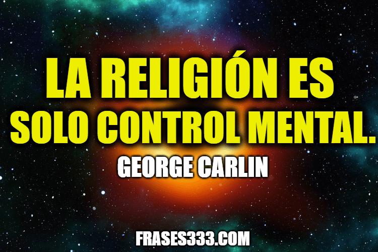 Frases de George Carlin