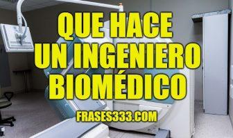 ingeniero biomedico