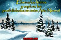 ¡Elimina los límites y explora las posibilidades en este Año Nuevo!