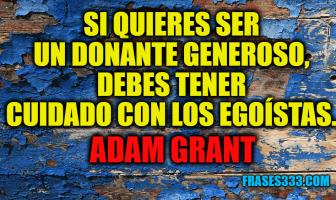 Frases de Adam Grant