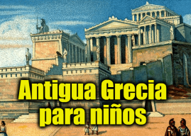 Antigua Grecia para niños
