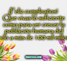 Felicitaciones de cumpleaños para clientes