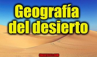 Geografía para niños: Desiertos mundiales