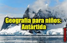 Geografía para niños: Antártida
