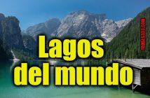 Geografía para niños: Lagos del mundo