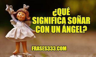 soñar con un ángel