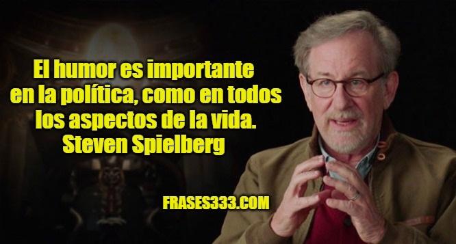 Frases De Steven Spielberg Mejores Citas Del Director