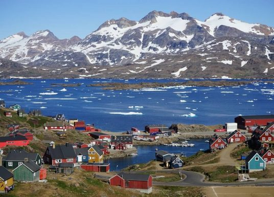 Los 10 lugares menos densamente poblados del mundo