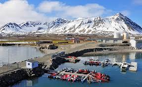 Svalbard y Jan Mayen