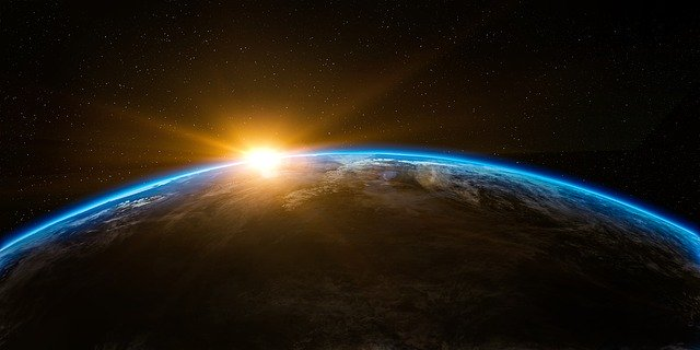¿Cómo se ve la Tierra?