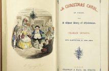 A Christmas Carol es una novela del escritor británico Charles Dickens