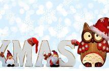 Divertidos deseos y mensajes de feliz Navidad