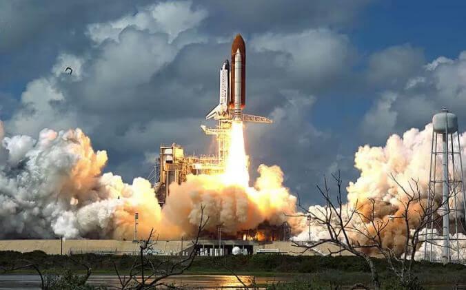 Transbordador espacial Discovery