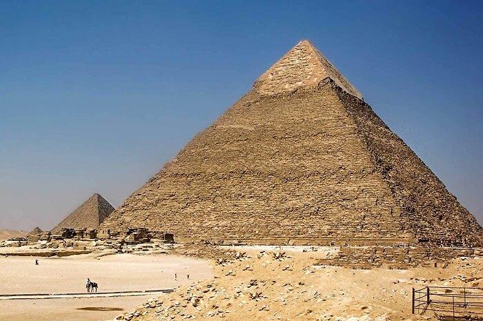 Grandes pirámides