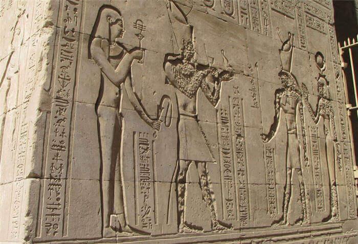 Antiguo Egipto: Religión (creencias prehistóricas, antropomorfismo)