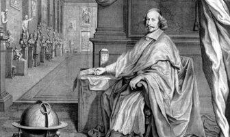 Cardenal Jules Mazarin Biografía - Cardenal y estadista francés