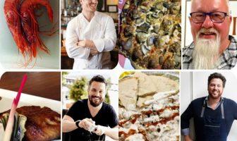 Los 10 mejores chefs famosos revelan la mejor comida que hayan probado