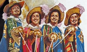 Resumen y Historia de los Tres Mosqueteros - Alejandro Dumas