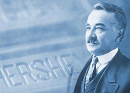 Biografía de Milton Hershey – Emprendedor y fabricante de chocolate