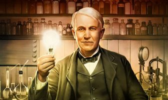 Quien es Thomas Edison? ¿Qué hizo Thomas Edison?