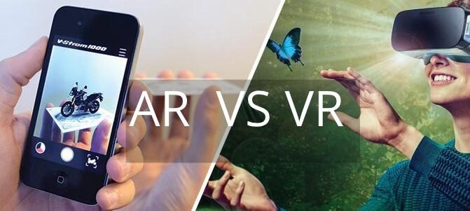 realidad virtual y la realidad aumentada