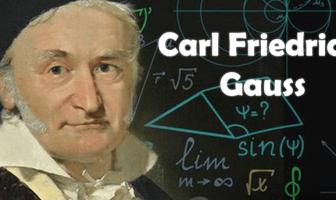 Carl Friedrich Gauss Biografía y contribuciones a las matemáticas