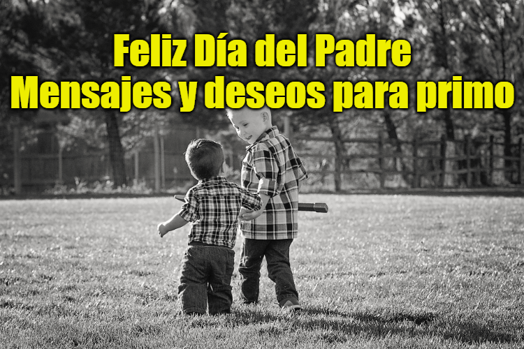 Feliz Día del Padre Mensajes y deseos para primo