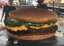 Estos alimentos de gran tamaño rompieron récords mundiales