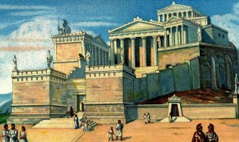 Acrópolis de Atenas: ¿Cuál era la función de la Acrópolis?