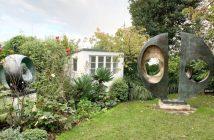 Calma cultivada: Museo y jardín de esculturas Barbara Hepworth