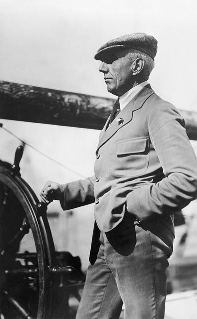 Roald Amundsen Biografía, historia de vida, exploradores y hechos