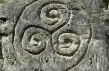Mitología celta (La estructura de la mitología celta y festivales sagrados)