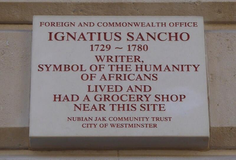 Biografía de Ignatius Sancho - Símbolo de la humanidad de los africanos vividos (escritor británico, compositor)