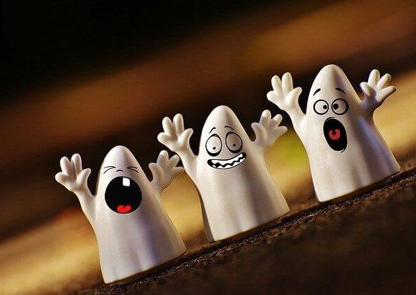 Citas de Halloween mensajes para nietos / nietos