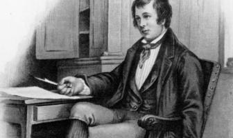 Biografía y obras de Robert Burns (poeta escocés más famoso)
