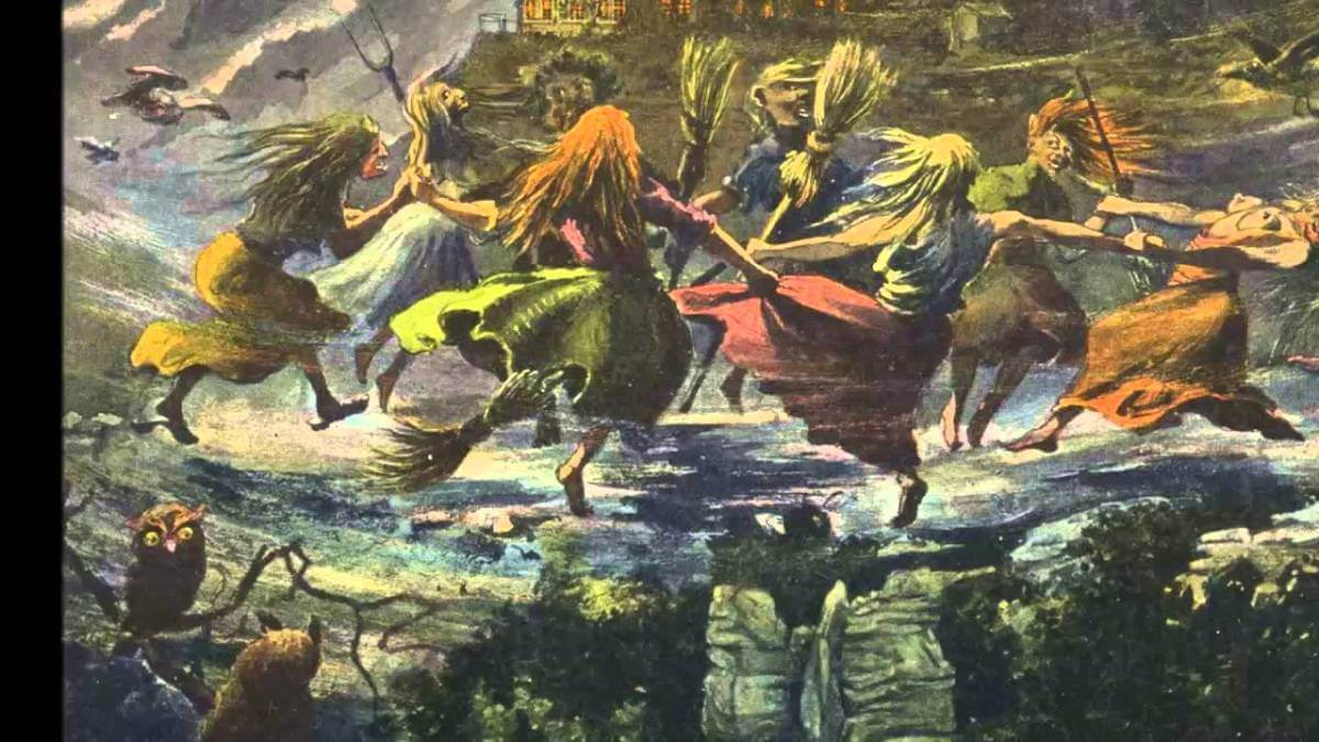 Historia y origen de la noche de Walpurgis - Tradiciones en la Noche de Walpurgis