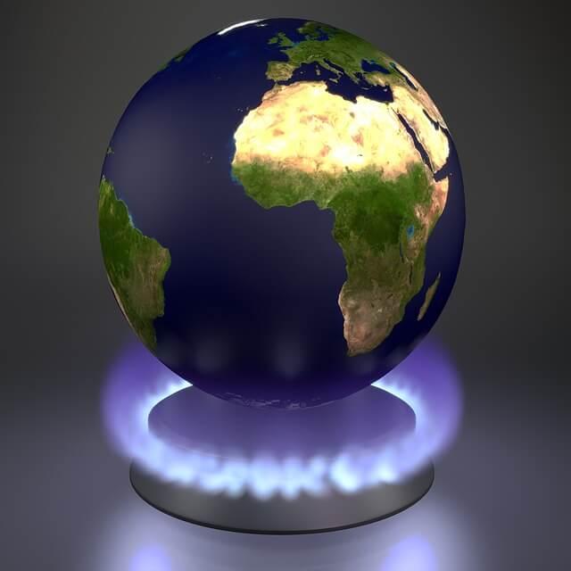 ¿Qué gases producen efecto invernadero y de dónde provienen?