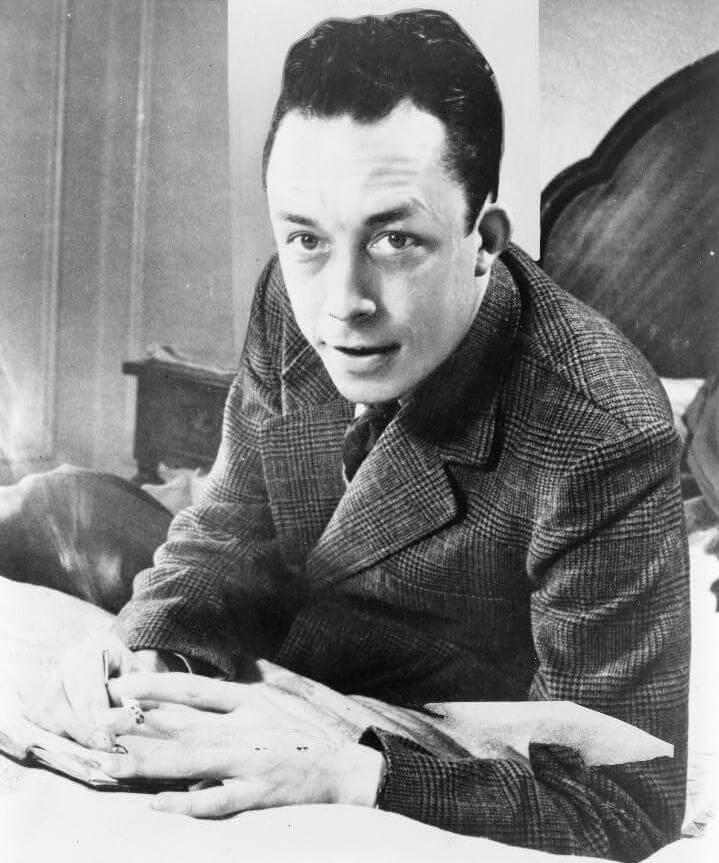 Biografía de Albert Camus - novelista, dramaturgo, ensayista y periodista francés