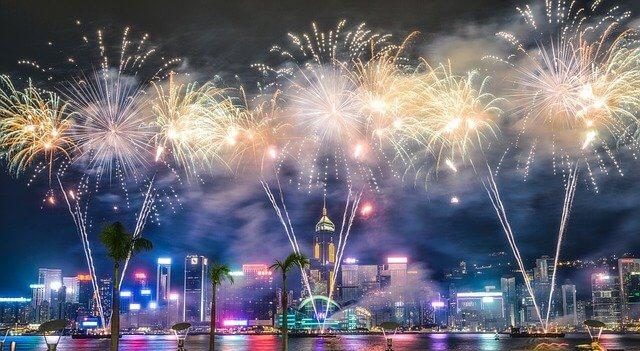 Lemas pegadizos de año nuevo y refranes de año nuevo