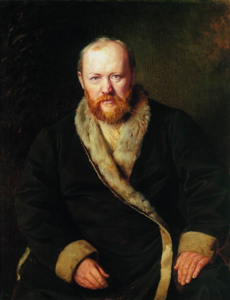 Alexander Nikolayevich Ostrovsky Biografía (Dramaturgo ruso)