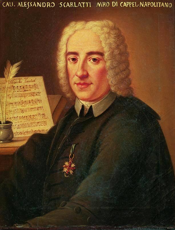 Biografía y óperas de Alessandro Scarlatti (compositor italiano)