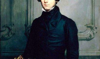Biografía de Alexis de Tocqueville (historiador y teórico político francés)