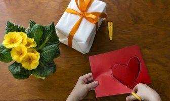 Cómo celebrar el día de San Valentín en familia