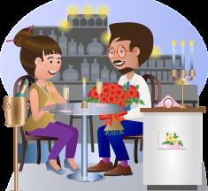 Mensajes de feliz San Valentín para esposo